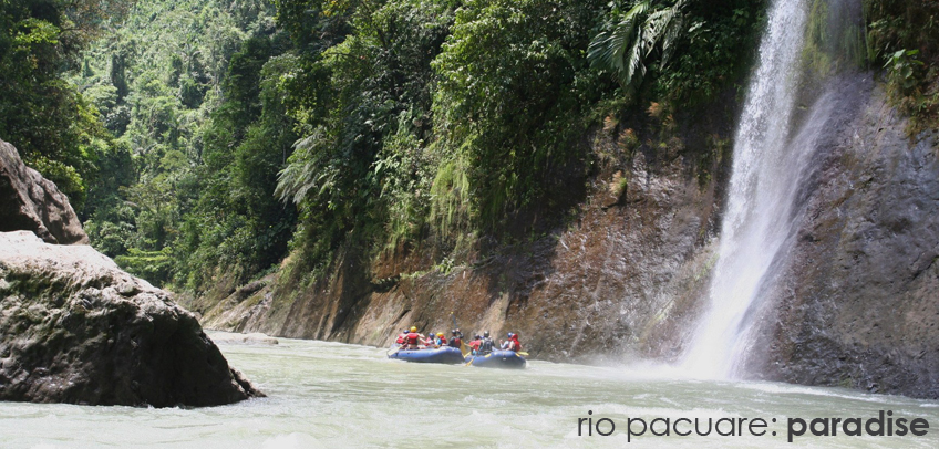 Pacuare, Costa Rica - Whitewater rafting on the Pacuare Costa Rica is a great choice.